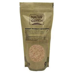 arroz basmati eco naturgreen 500g