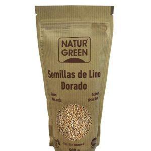 lino dorado eco naturgreen 500g