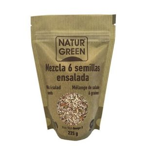 mezcla semillas naturgreen 225g