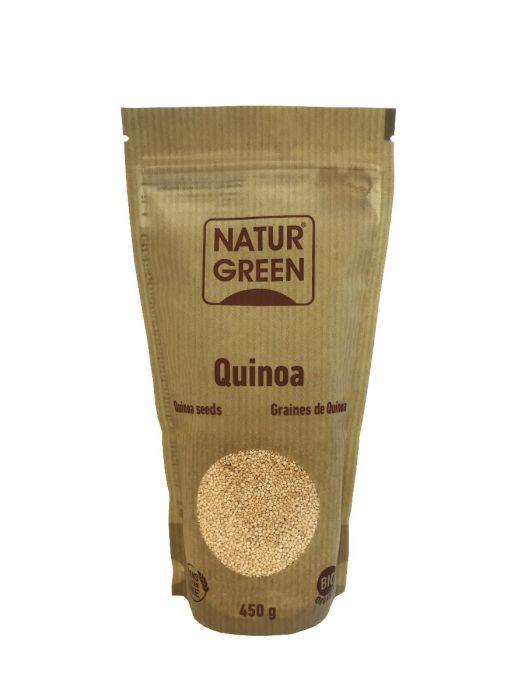 quinoa eco naturgreen 450g