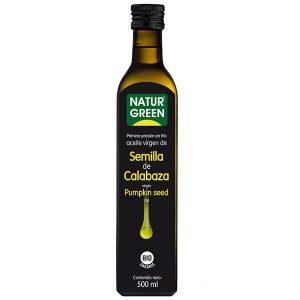 aceite semillas calabaza 500ml