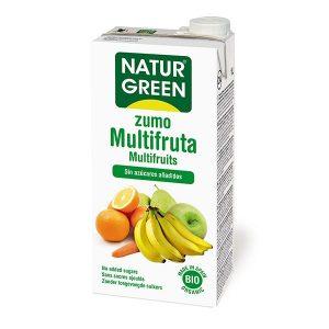 zumo multifrutas