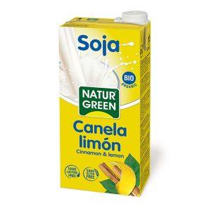 soja, canela y limon 1l