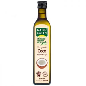 vinagre de coco bio